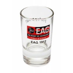 LOT DE 6 VERRES A SHOOTER EAG