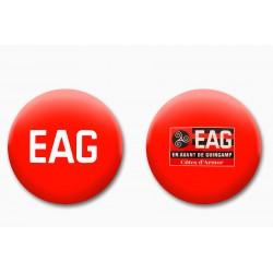 magnet verre logo