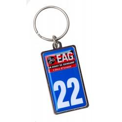 porte clé 22