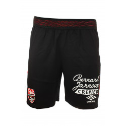 SHORT DE MATCH UMBRO NOIR 2020/2021