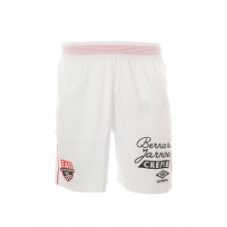 SHORT DE MATCH UMBRO BLANC 2020-2021