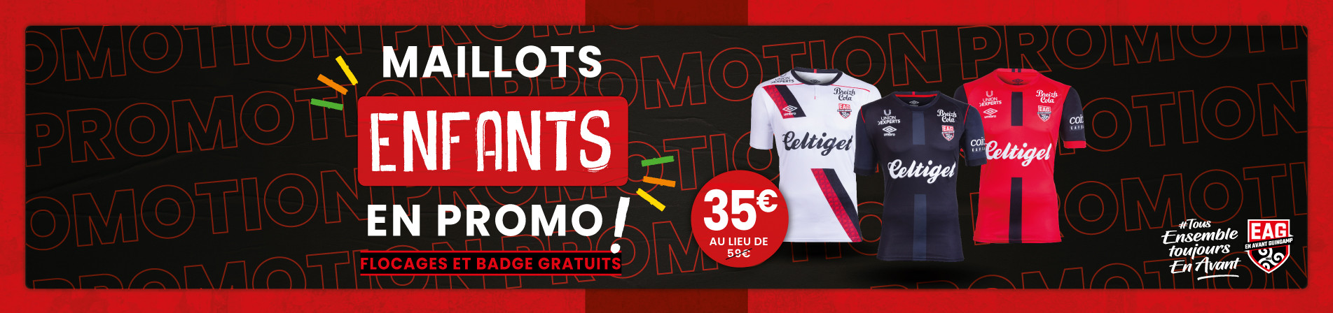 maillot 35 €