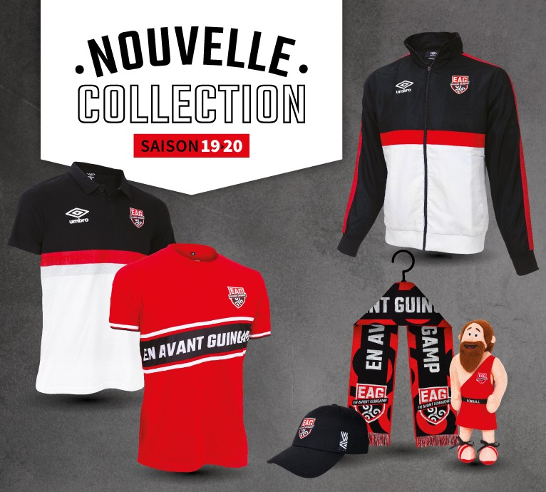 Nouvelle Collection 2019/2020